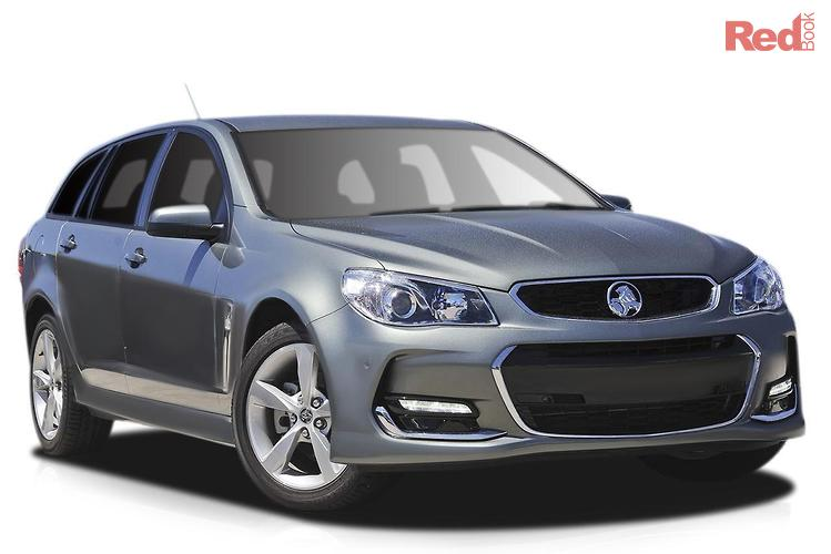 2016 Holden Commodore SV6 VF Series II MY16