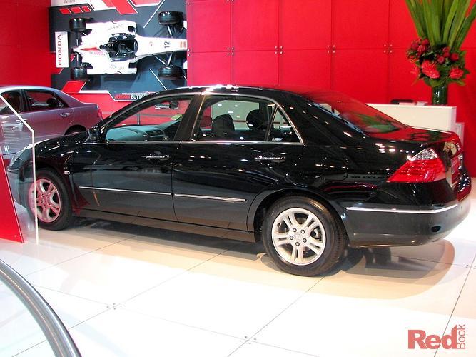 2007 Honda Accord VTI 7TH GEN MY07