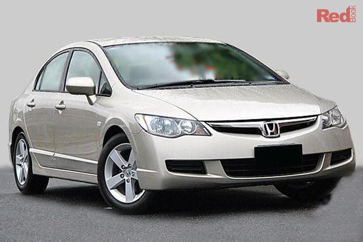 2008 Honda Civic VTI-L 8TH GEN MY08