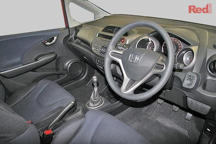 2008 Honda Jazz VTI GE MY09