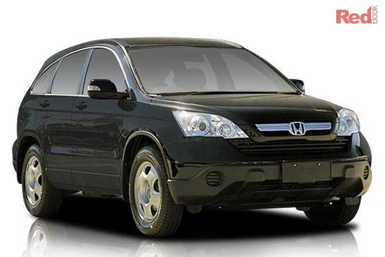2007 Honda CR-V  RE MY07