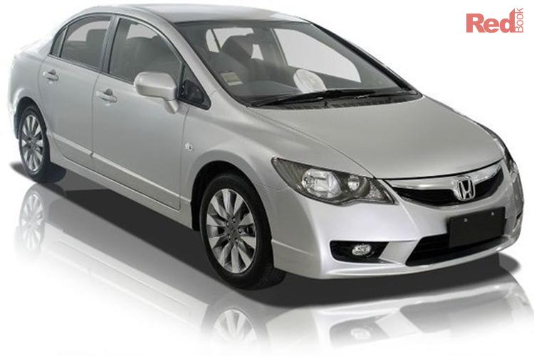 2011 Honda Civic VTI-L 8TH GEN MY11