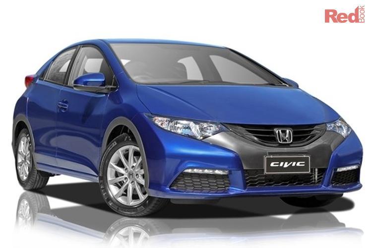 2012 Honda Civic VTI-S 9TH GEN