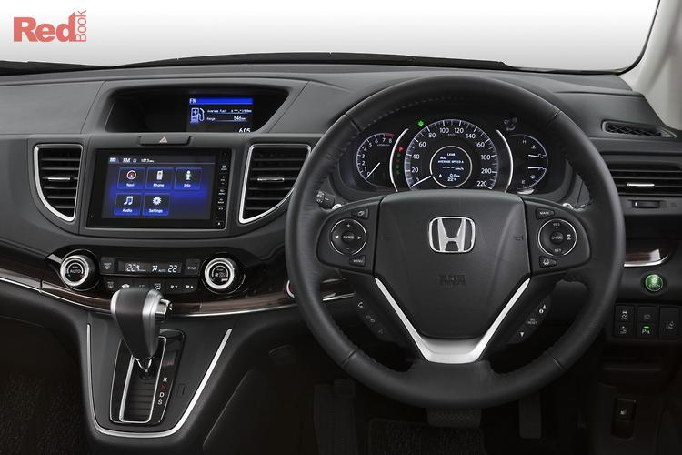 2016 Honda CR-V VTI-L RM Series II MY17