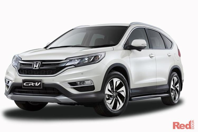 2015 Honda CR-V Limited Edition RM Series II MY16