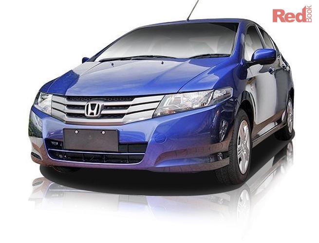 2010 Honda City VTI GM MY10