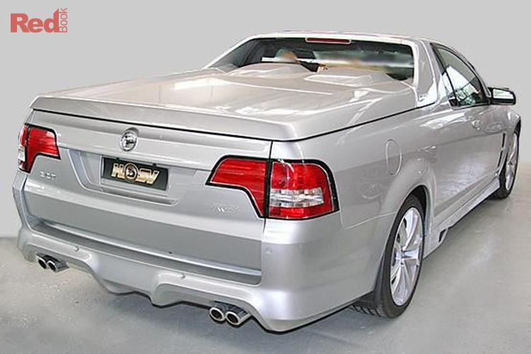 2007 Holden Special Vehicles Maloo R8 E Series