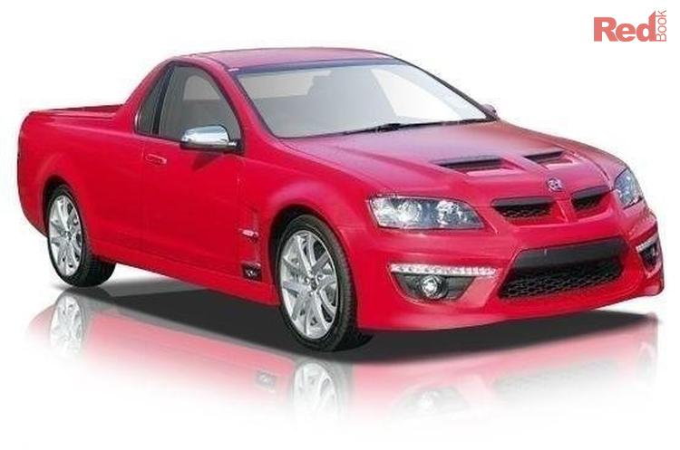 2010 Holden Special Vehicles Maloo GXP E Series 2