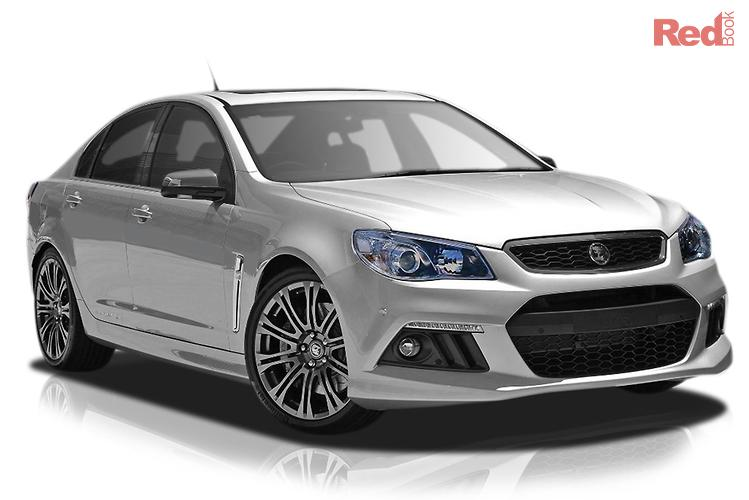 2014 Holden Special Vehicles Senator Signature GEN-F MY14