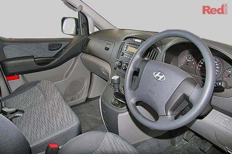 2011 Hyundai Iload  TQ-V