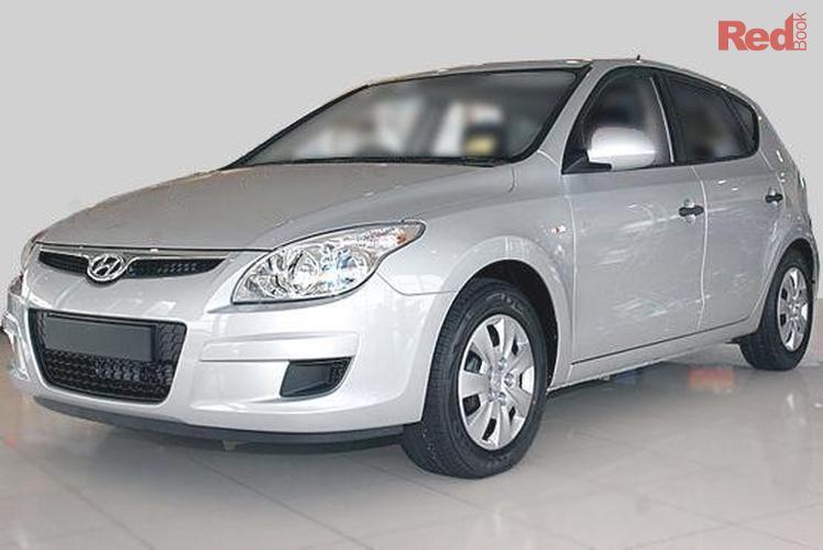 2007 Hyundai I30 SX FD