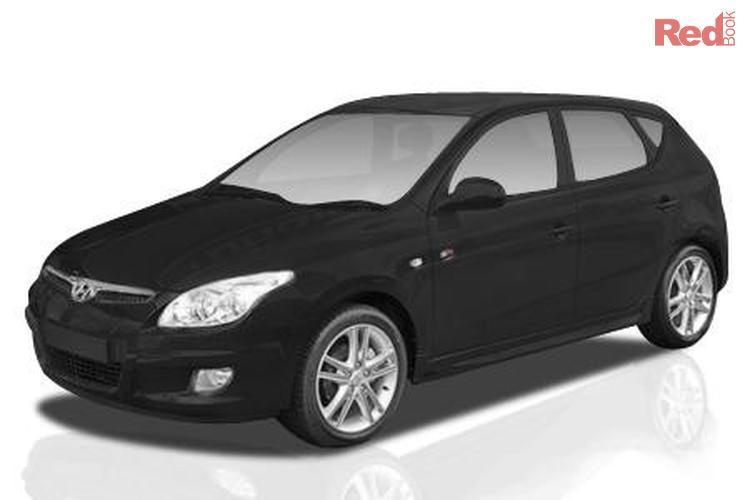 2009 Hyundai I30 SR FD MY09