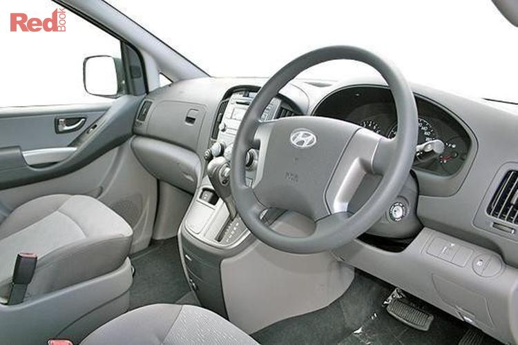 2014 Hyundai Imax TQ-W MY13