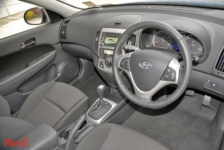 2011 Hyundai I30 SLX FD MY11