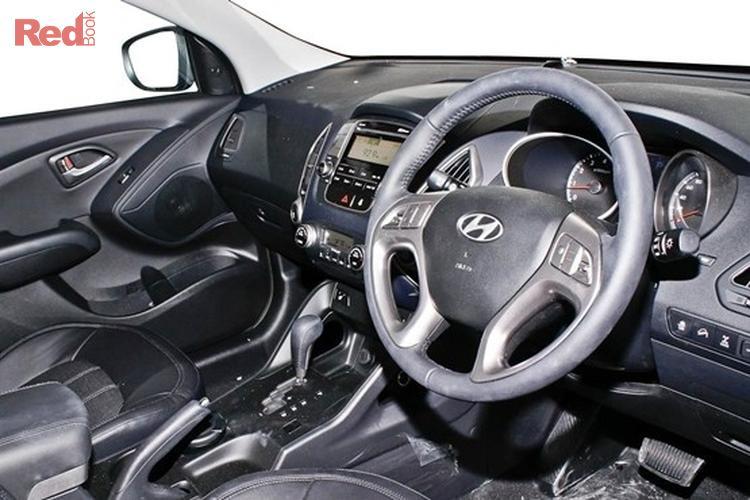 2011 Hyundai IX35 Highlander LM MY11