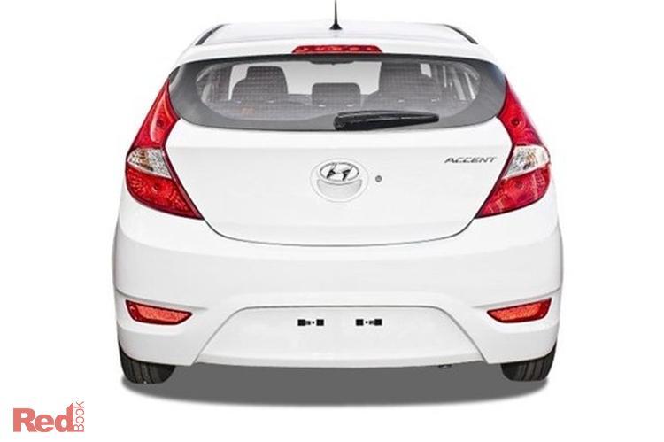 2011 Hyundai Accent Active RB