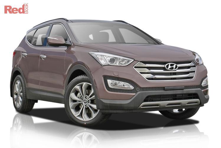 2014 Hyundai Santa FE Highlander DM MY14