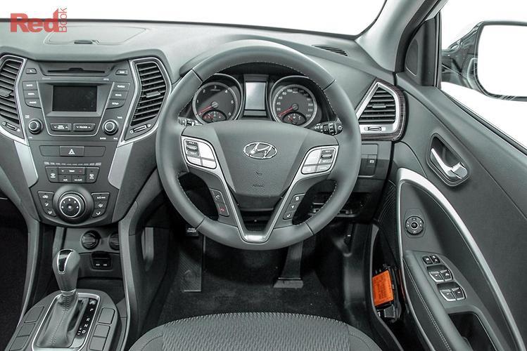 2013 Hyundai Santa FE Active DM MY13