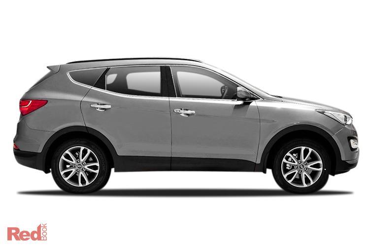 2013 Hyundai Santa FE Elite DM MY13