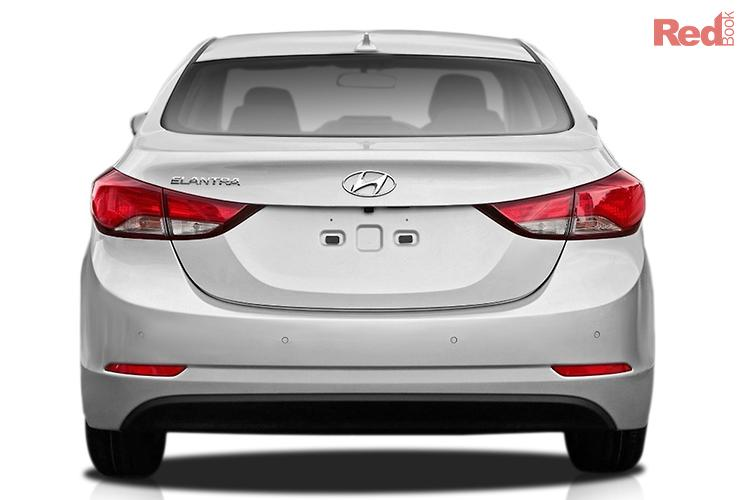 2014 Hyundai Elantra Elite MD3