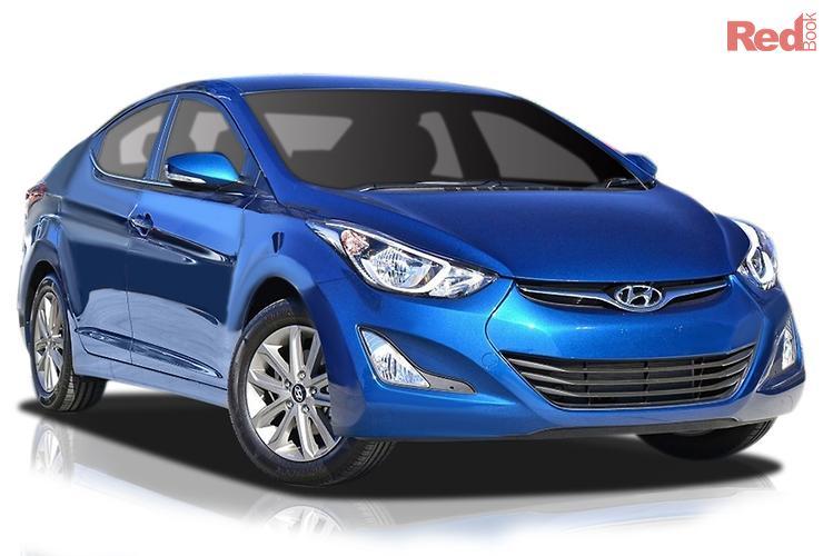 2014 Hyundai Elantra Trophy MD3