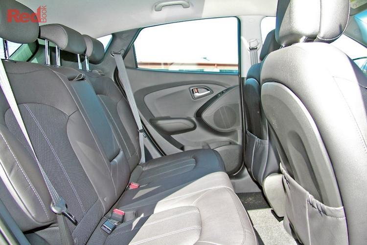 2015 Hyundai IX35 SE Series II MY15
