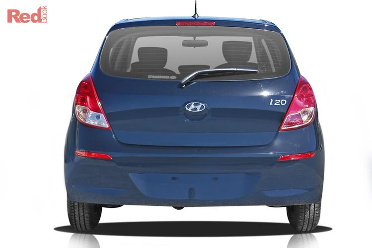 2013 Hyundai I20 Active PB MY14