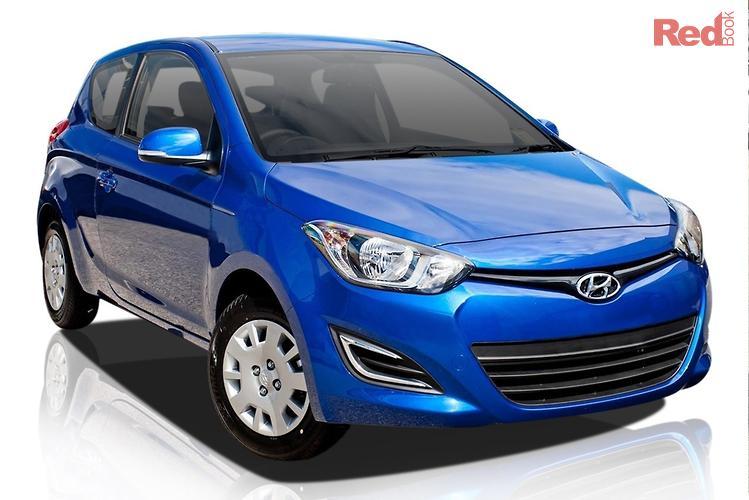 2012 Hyundai I20 Active PB MY13