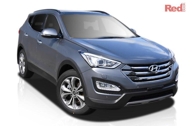 2014 Hyundai Santa FE Highlander DM2 MY15 4X4 On Demand
