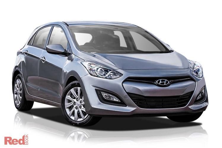 2013 Hyundai I30 Active GD2 MY14