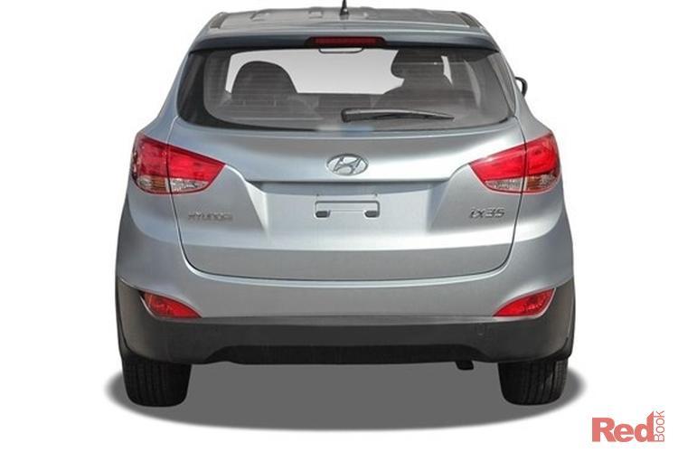 2011 Hyundai IX35 Active LM MY11