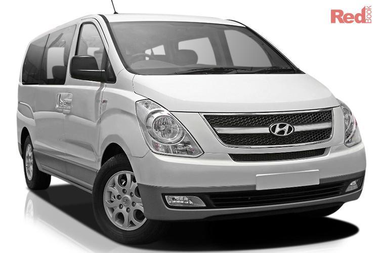 2014 Hyundai Imax  TQ-W MY15