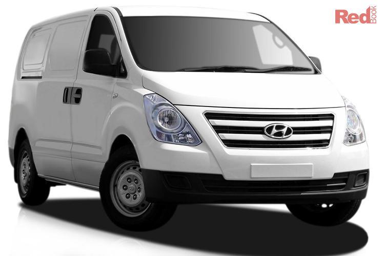 2016 Hyundai Iload  TQ3-V Series II MY16