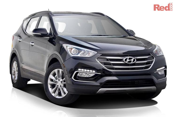 2016 Hyundai Santa FE Elite DM3 Series II MY16