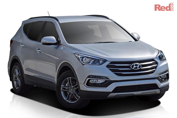 2016 Hyundai Santa FE Active DM3 Series II MY16
