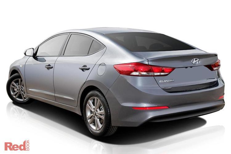 2016 Hyundai Elantra Active AD MY17