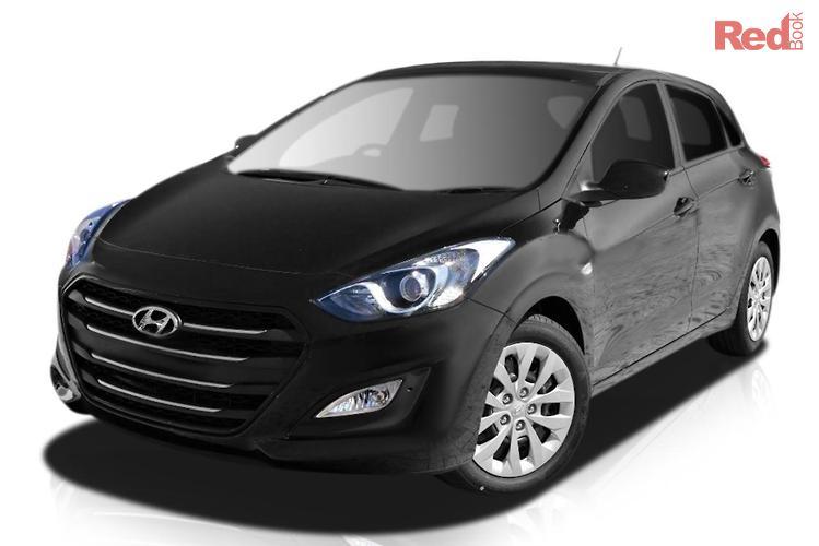 2016 Hyundai I30 Active GD4 Series II MY17