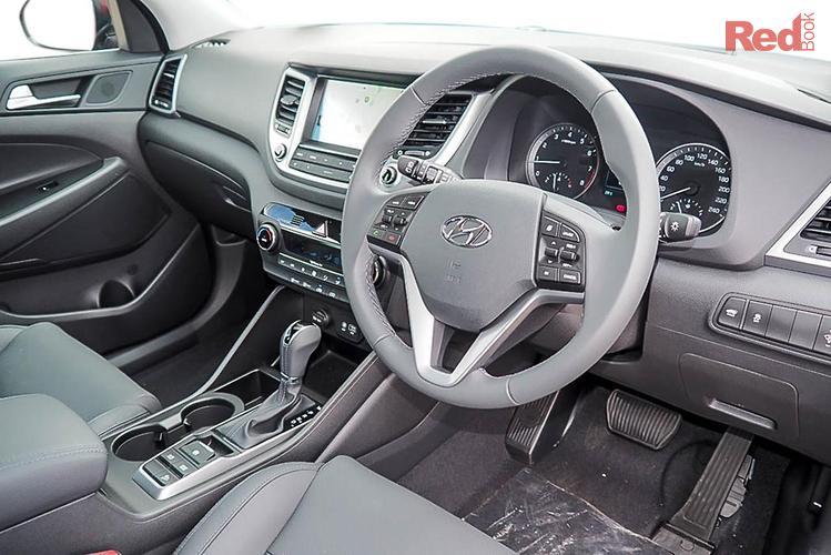 2017 Hyundai Tucson Elite TLE MY17