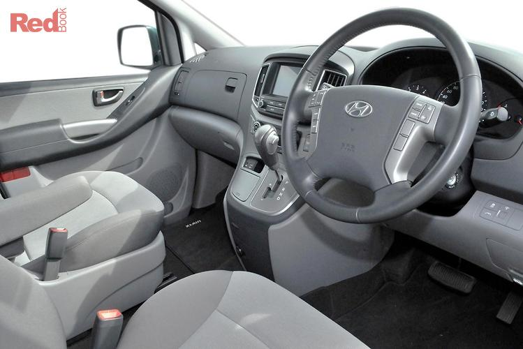2016 Hyundai Imax  TQ3-W Series II MY16