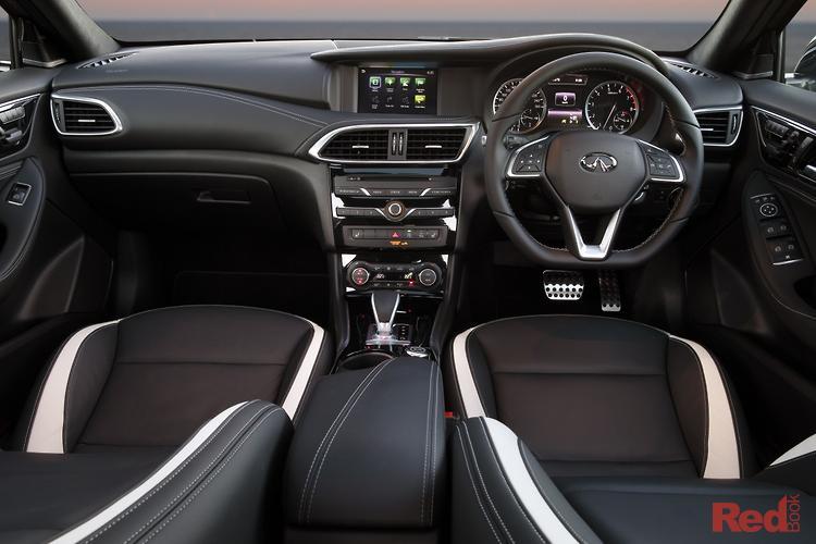 2016 Infiniti Q30 Sport Premium H15