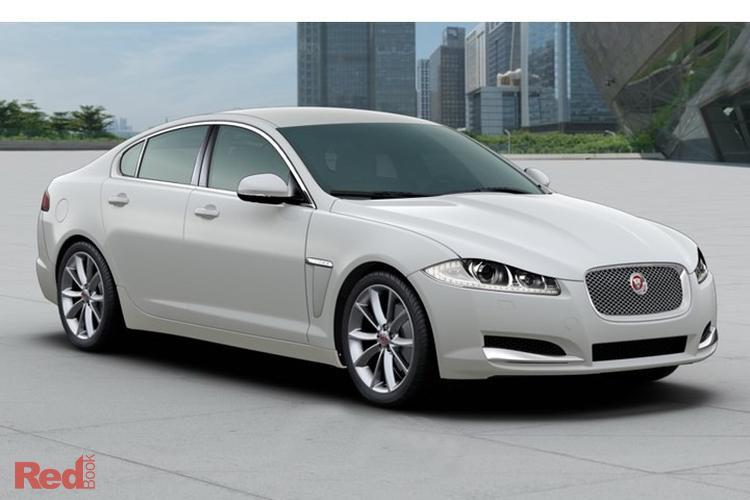 2014 Jaguar XF S Luxury X250 MY15