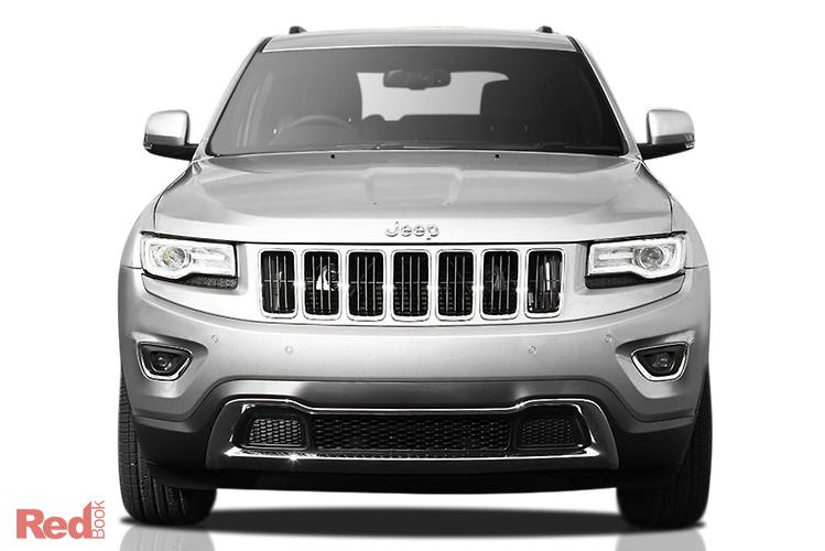 2014 Jeep Grand Cherokee Limited WK MY14