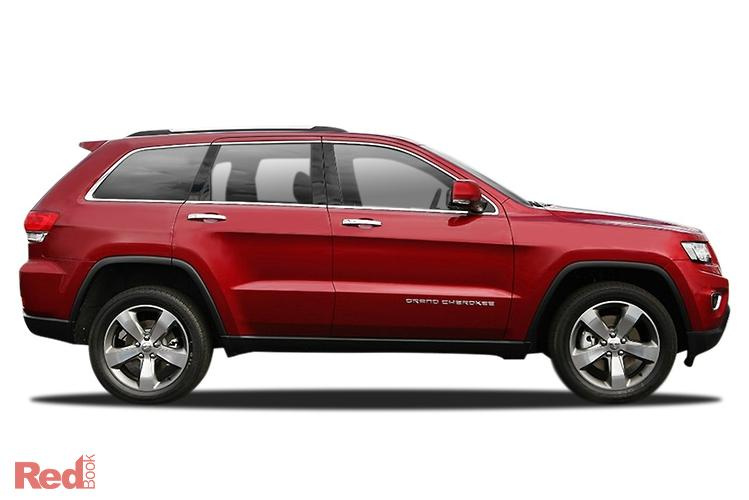 2013 Jeep Grand Cherokee Limited WK MY14