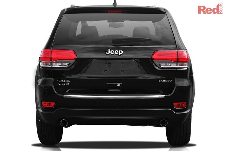 2014 Jeep Grand Cherokee Laredo WK MY14 4X4 Dual Range