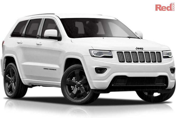 2014 Jeep Grand Cherokee Blackhawk WK MY14