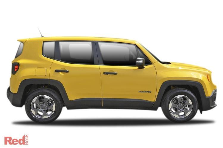 2015 Jeep Renegade Sport BU MY15