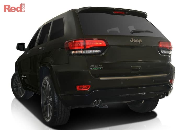 2016 Jeep Grand Cherokee 75TH Anniversary WK MY16