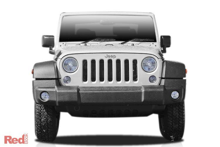 2015 Jeep Wrangler Sport JK MY15