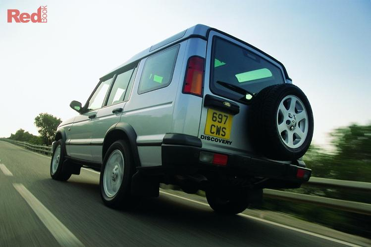 2003 Land Rover Discovery MY03 4X4 Dual Range