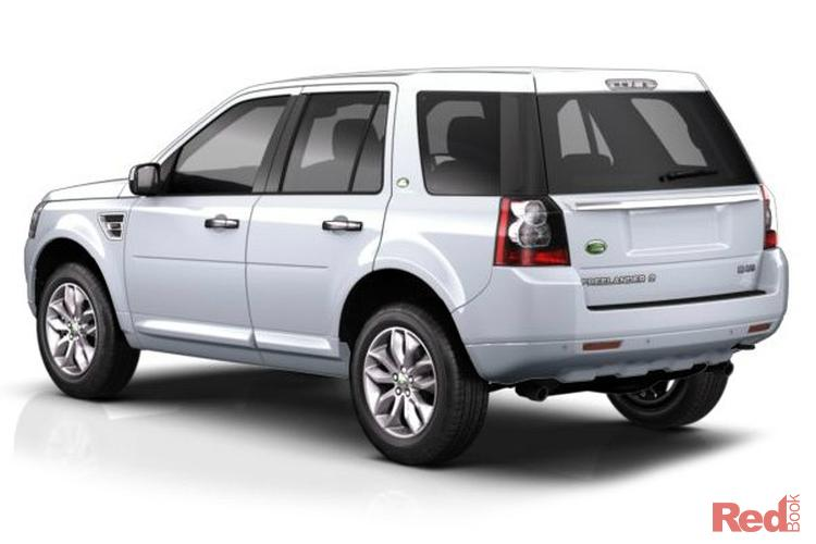 2012 Land Rover Freelander 2 SD4 SE LF MY12 4X4 Constant